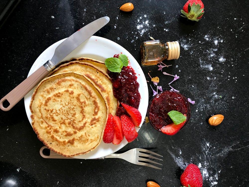 Breakfast Sample Menu